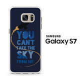 Firefly Serenity Quote Samsung Galaxy S7 Case