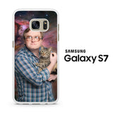 Bubbles of Trailer Park Boys Galaxy Nebula Samsung Galaxy S7 Case