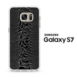 Joy Division Black Samsung Galaxy S7 Case