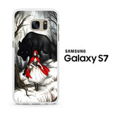 Little Red Riding Hood Samsung Galaxy S7 Case