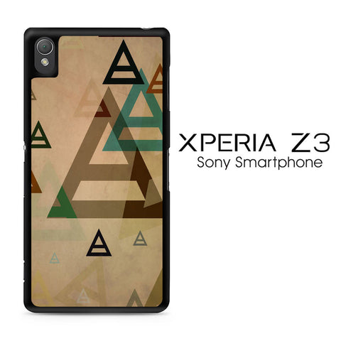 30 Second to Mars Pattern Sony Xperia Z3 Case