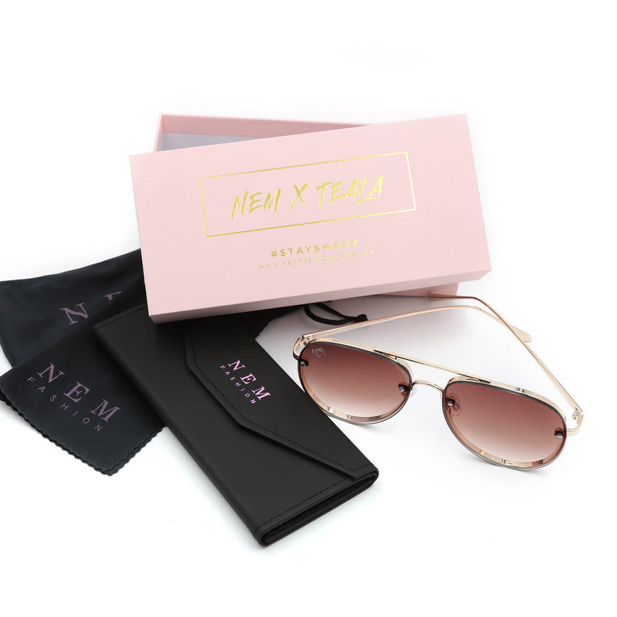Golden Hour Sunnies - NEM Fashion Store