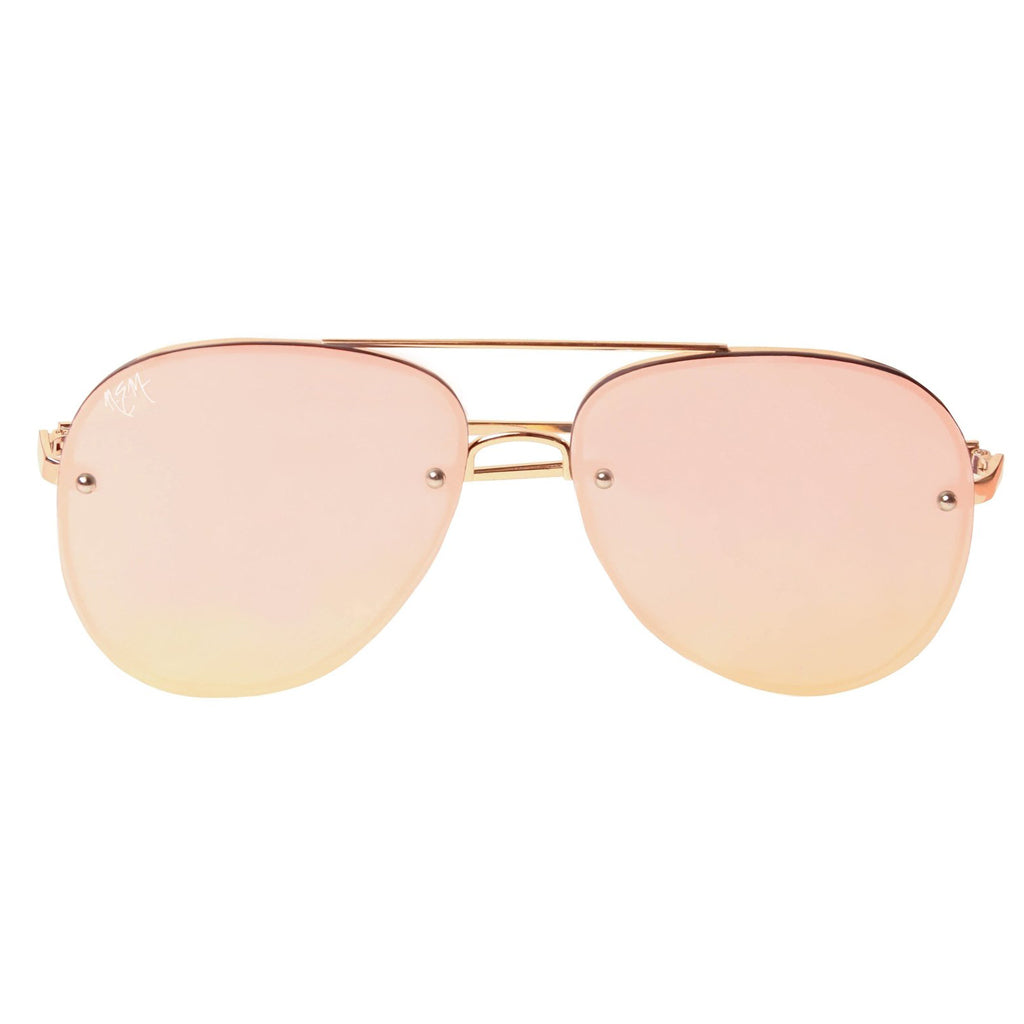 Rose Gold Sunnies - NEM Fashion Store