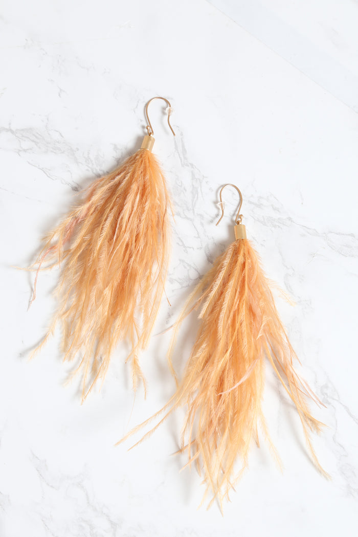 Light As A Feather Earrings - NEM Fashion Store
