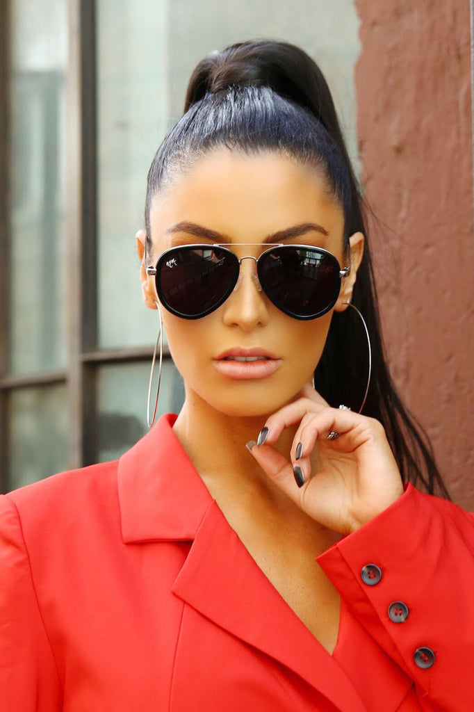 Milan Aviator Sunnies - NEM Fashion Store