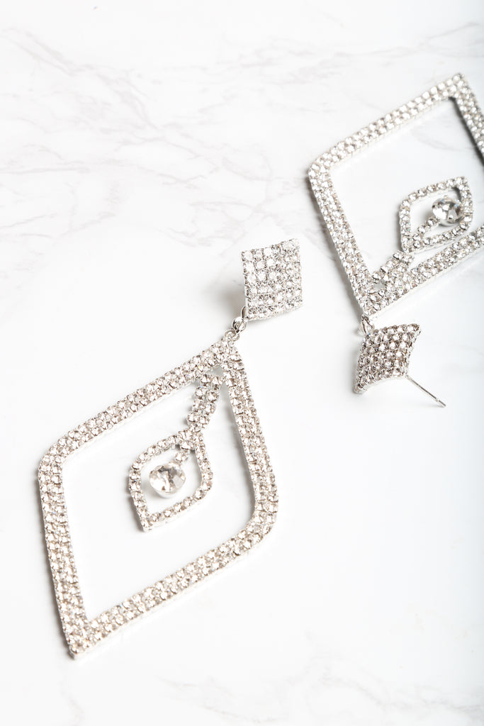 Duchess Diamond Earrings