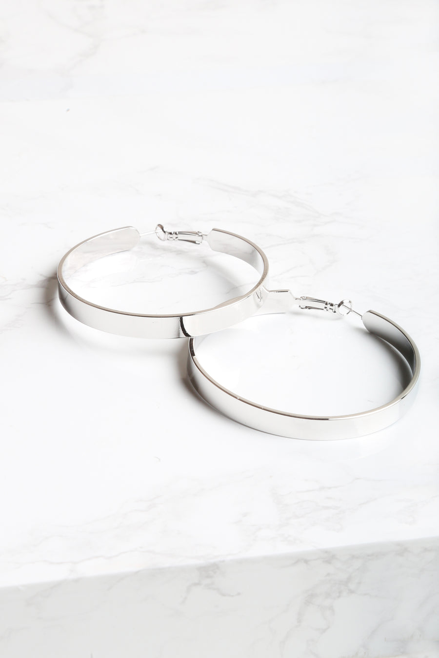 Perfect Timing Hoop Earrings - NEM Fashion Store