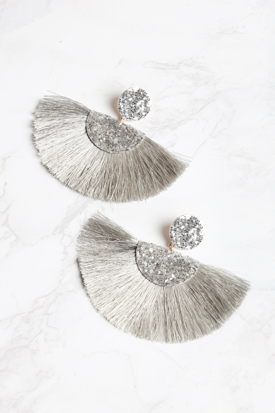 #1 Fan Tassel Earrings - NEM Fashion Store