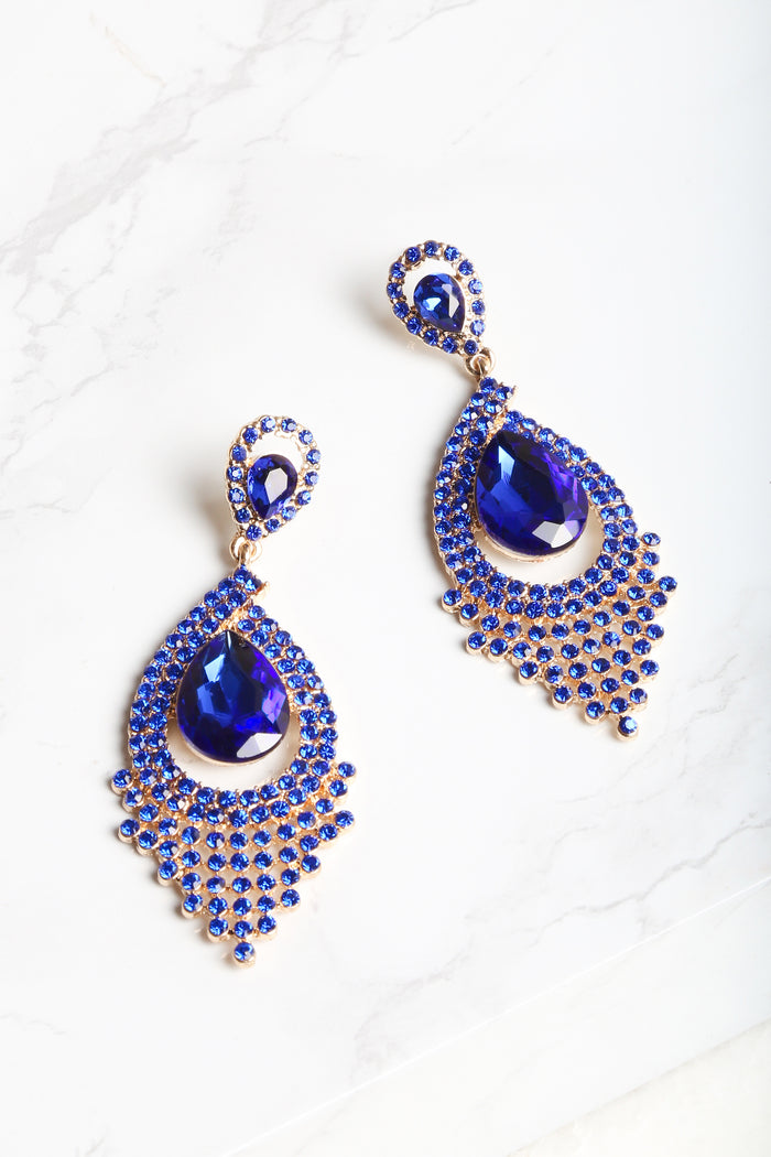 Dazzle Me Drop Earrings
