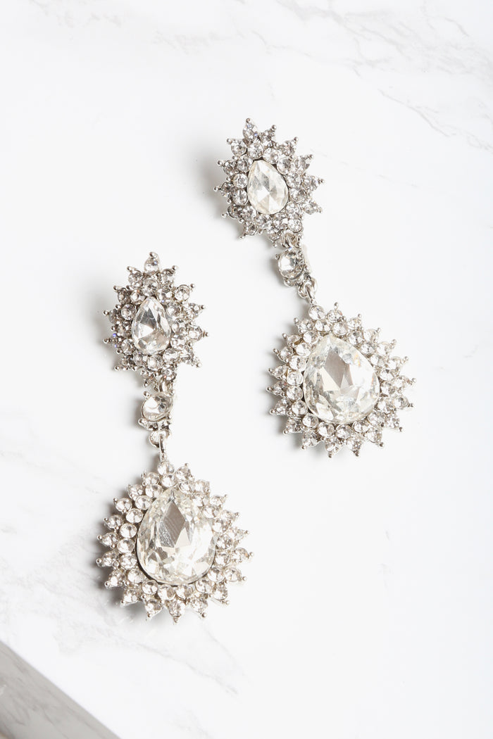 V Rare Tiered Earrings - NEM Fashion Store