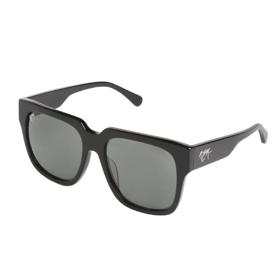 High Gloss Black Sunnies - NEM Fashion Store