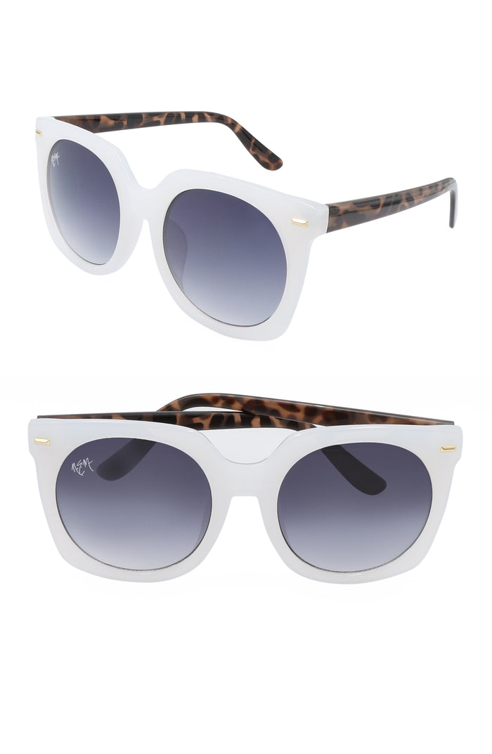 Melrose Sunnies- W Tortoise - NEM Fashion Store