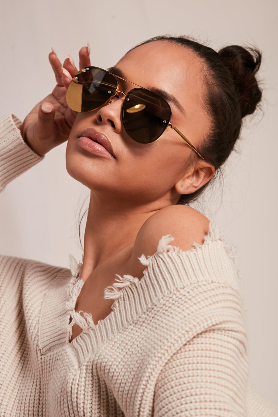 Gold Sunnies