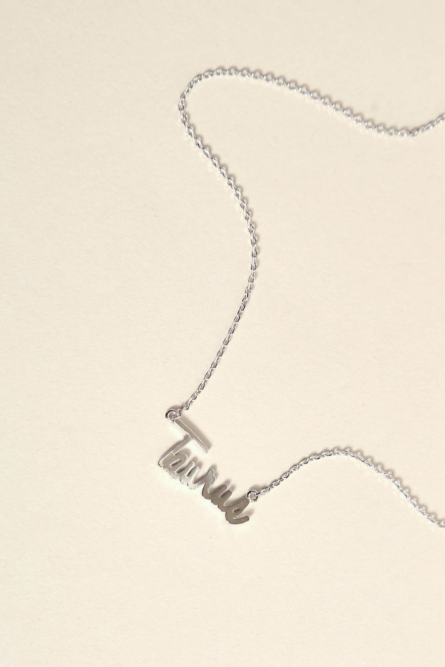 Taurus Necklace | Silver