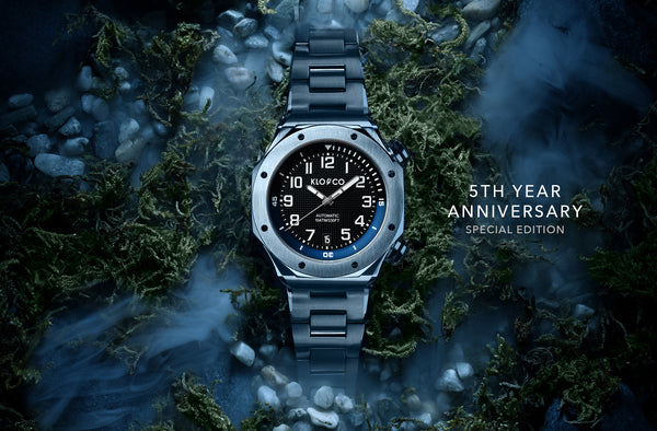 KLO & CO Watches Celebrates 5 Year Anniversary