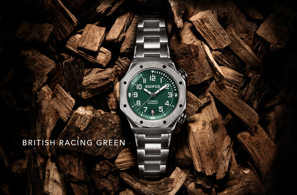 New Alpesailer BRG - Inspired by the Golden Age of Endurance Racing