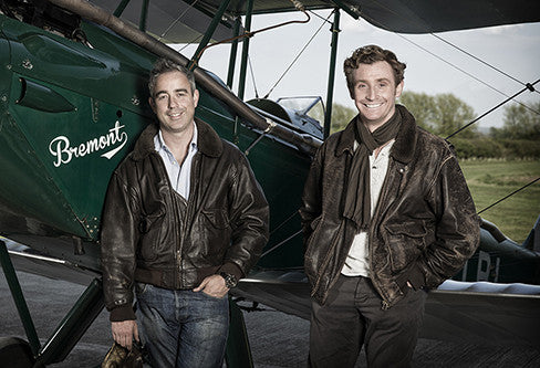 Giles and Nick English from Bremont
