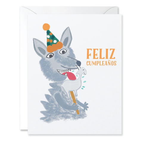 El Chupa-Cabras Birthday [Spanish]