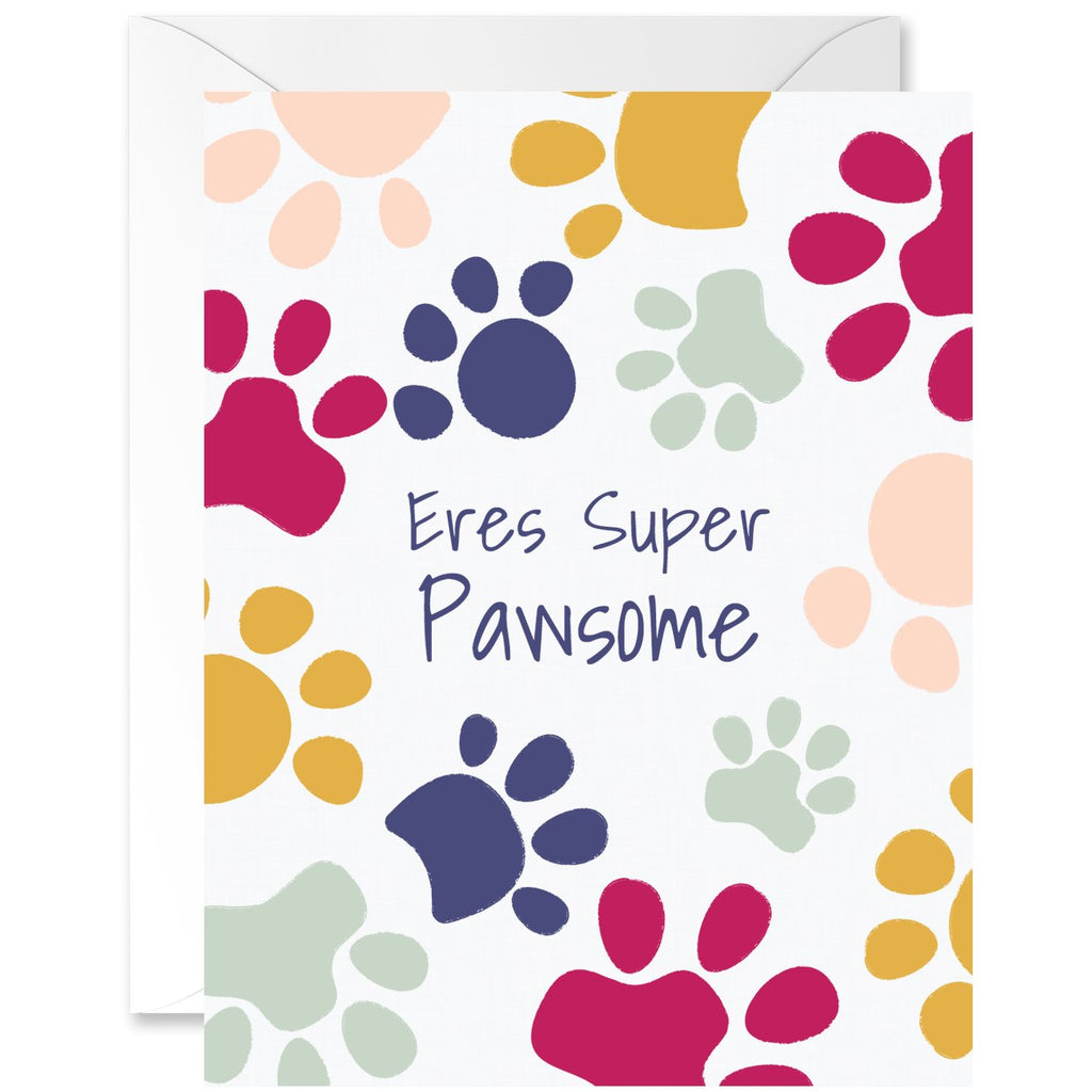 Eres Super Pawsome [Spanish]
