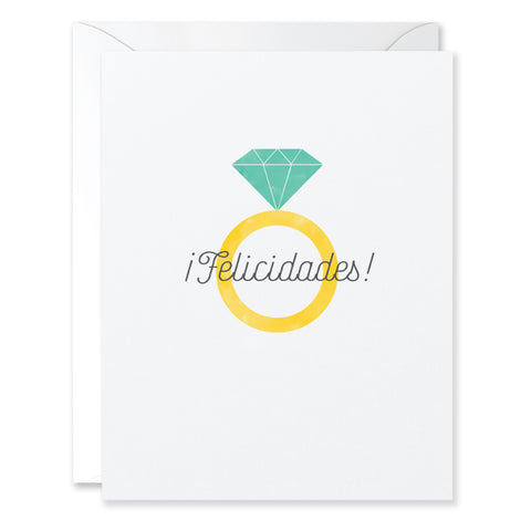 Felicidades Engagement Diamond Ring [Spanish]