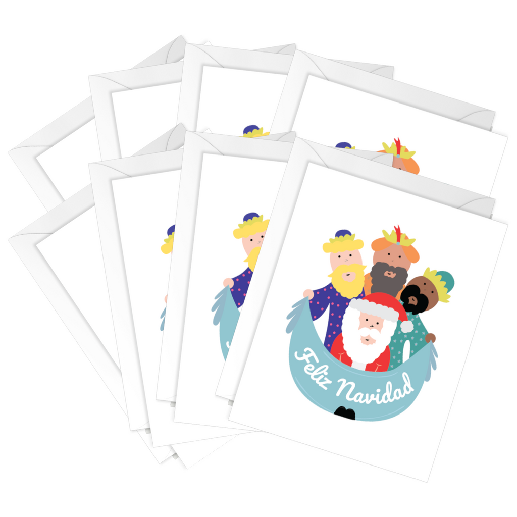 Holiday Wise Men and Santa Crew Pack