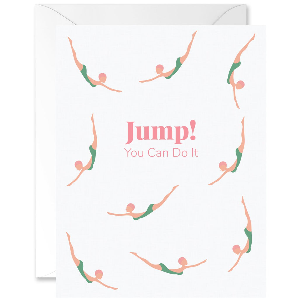 Jump! You Can Do It Diver Chicas Sand Skin Tone [English]