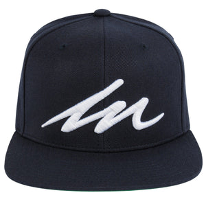 White Sand MM Navy Cap
