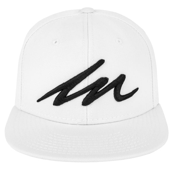 Eclipse MM White Cap