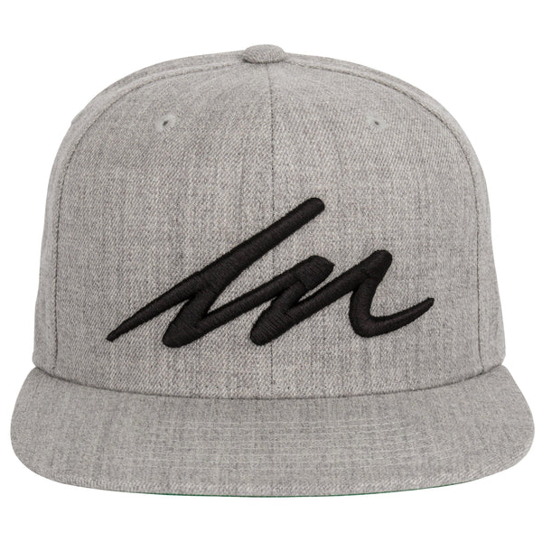 Eclipse MM Heather Grey Cap