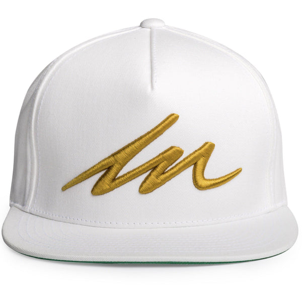 Goldmine MM White Cap