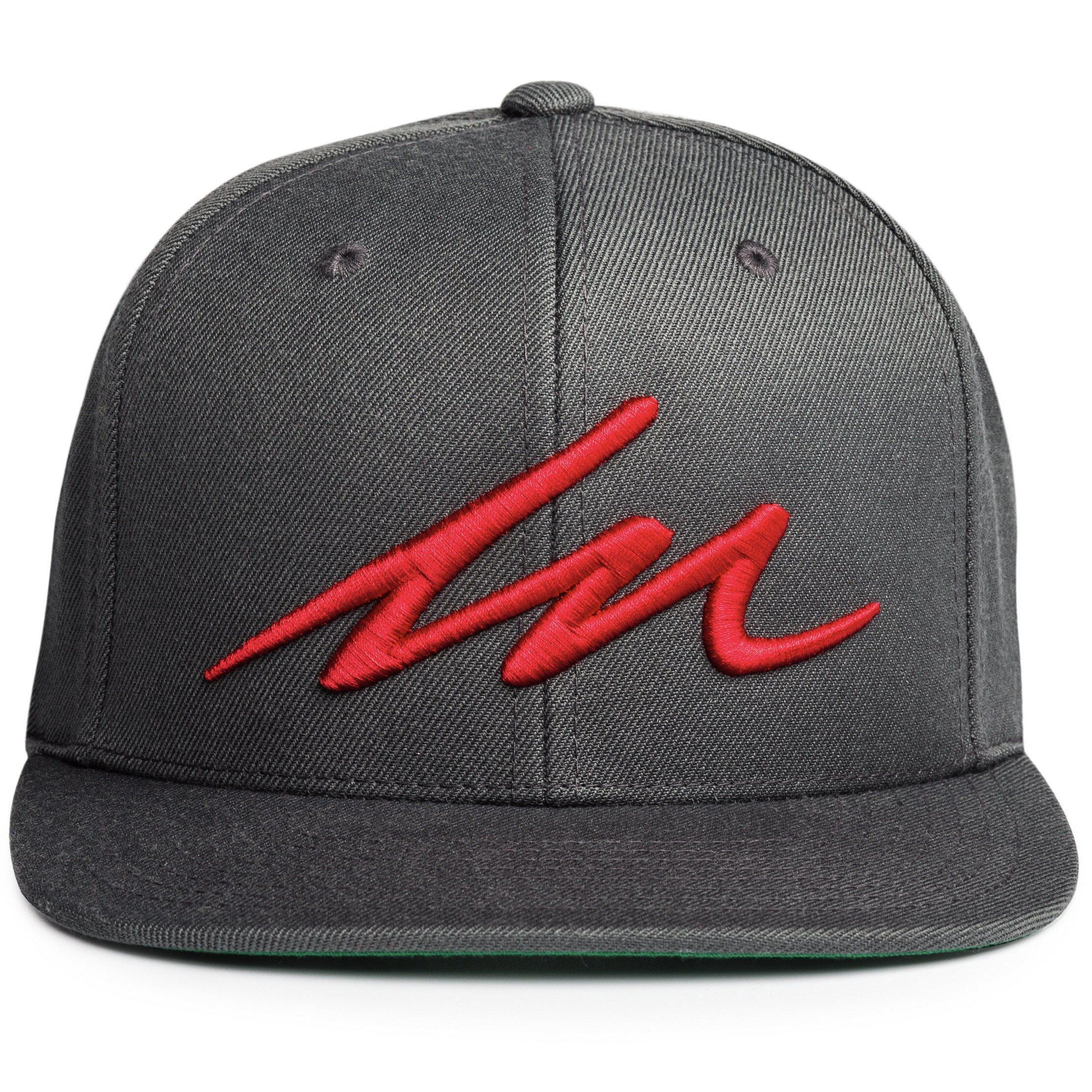 Inferno MM Gunmetal Cap-money_motivation_brand