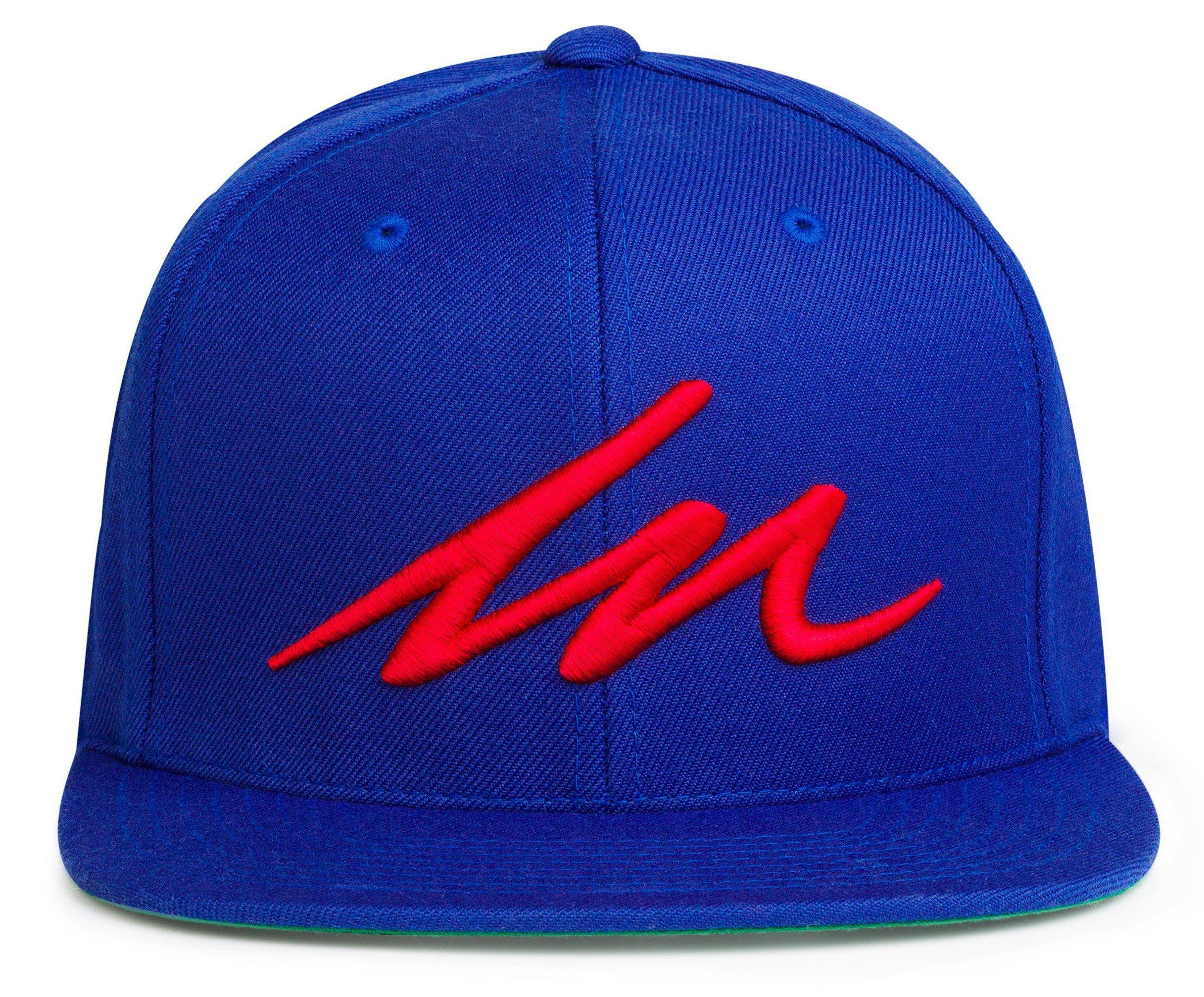 Inferno MM Royal Blue Cap-money_motivation_brand