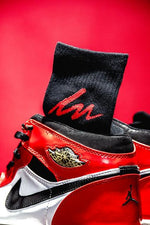Load image into Gallery viewer, MM Custom Crew Socks-money_motivation_brand