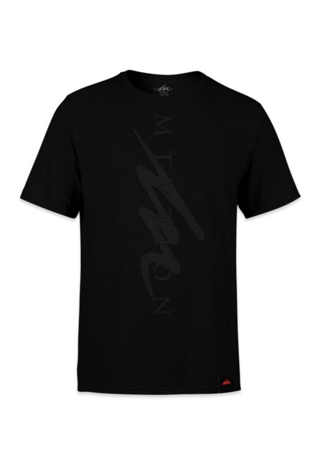 MTVTION Eclipse Sharp - Black Shirt-money_motivation_brand