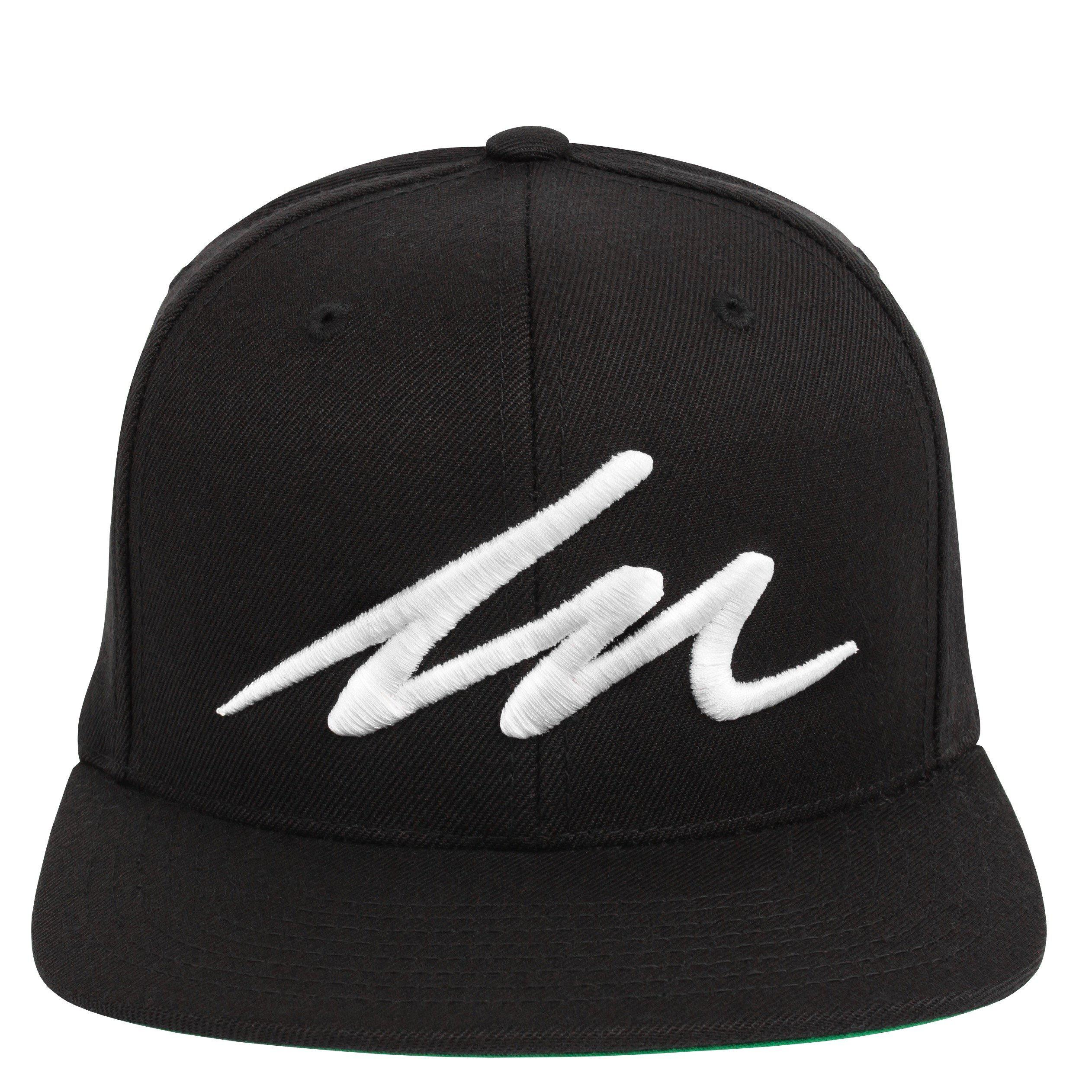 White Sand MM Black Cap-money_motivation_brand