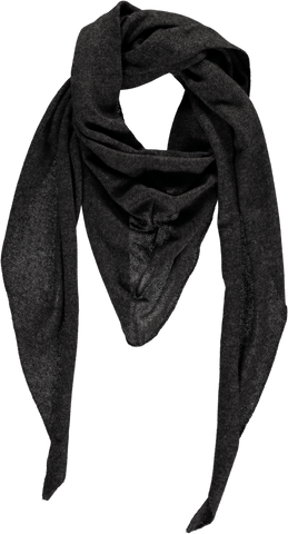 Triangle Design Cashmere Scarf