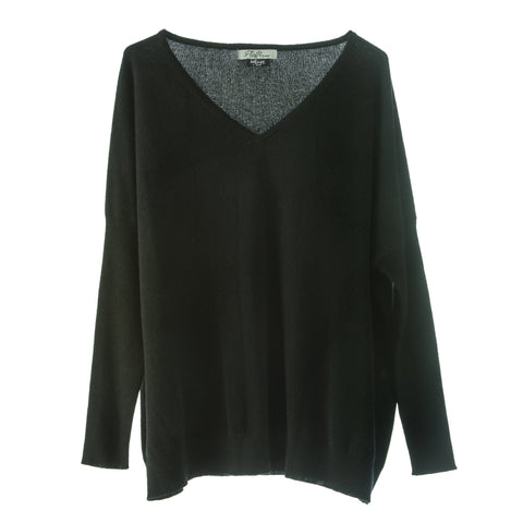 Boyfriend Jumper BLACK