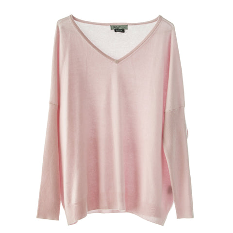 Boyfriend Jumper Light Pink