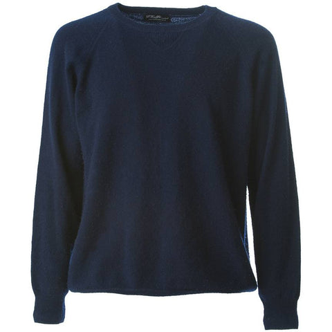 Jason,classic designed mens luxury cashmere jumper navy