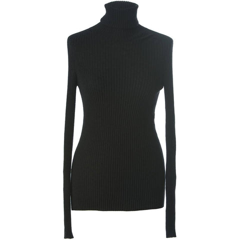 Emma Jumper,100% Mongolian cashmere luxury double ply inner fitted jumper ,turtle neck ribbed knit design.