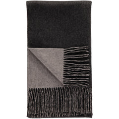 100% Superfine luxury Mongolian cashmere double sided double ply scarf,