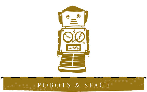 Robots and Space