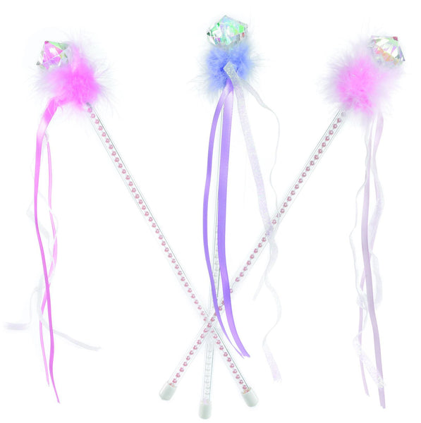 Fairy Princess Diamond Wand