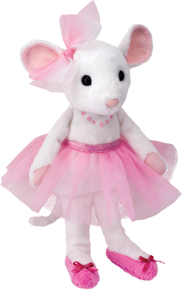 Cuddle Toys ballerina plush toy