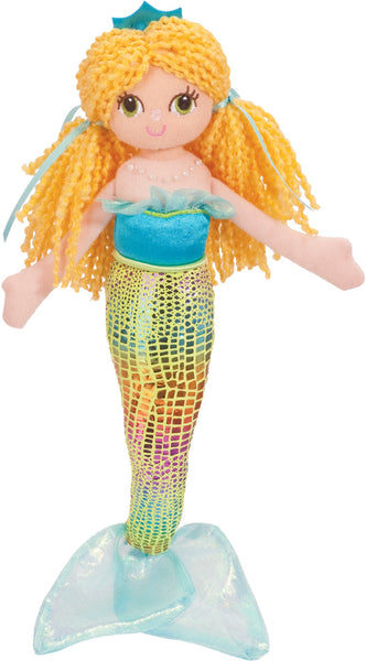 Douglas Cuddle Toys, Calypso Mermaid soft toy