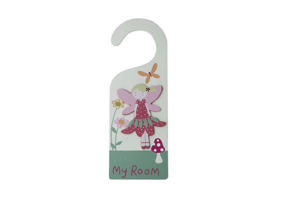 Childrens Fairy Door Hangers Gisela Graham