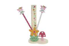 Fairy desk stationery set