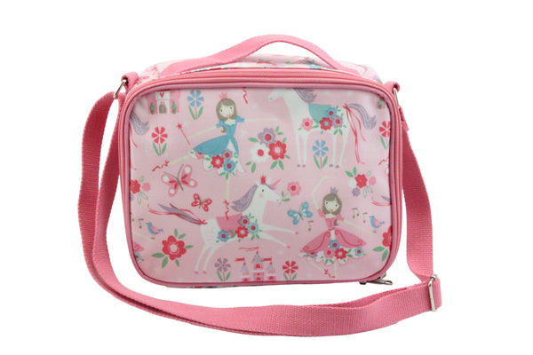 Pink Unicorn and Ballerina Lunch Bag