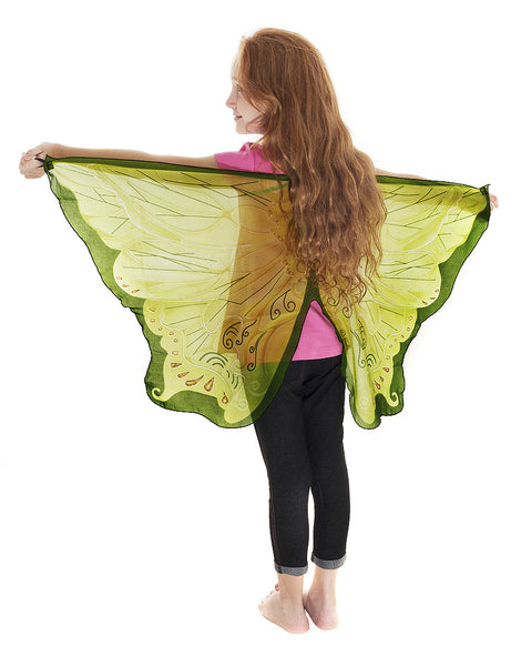 Douglas Cuddle Toys Green Fairy Wings