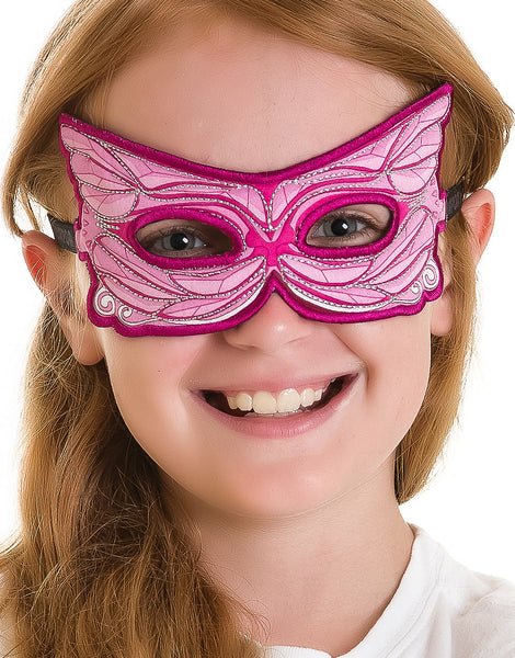 Douglas Cuddle Toys Pink Fairy Mask